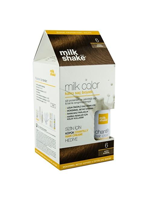 Milkshake Saç Boyası Kahve